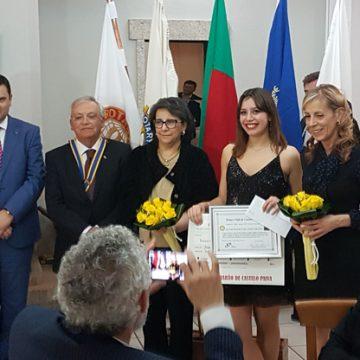Rotary Club de Castelo de Paiva entregou Prémio Barão de Castelo de Paiva