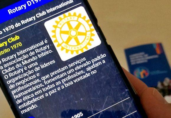 Distrito 1970 lança aplicação para telemóveis