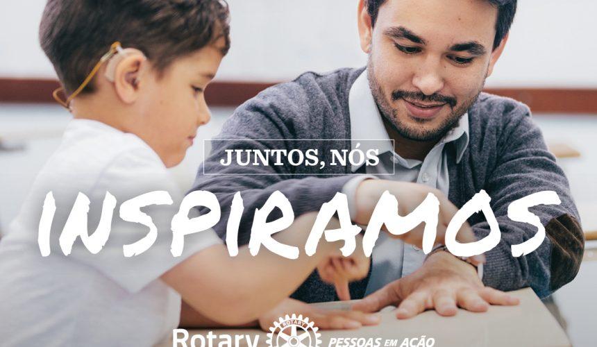 Rotary International lança vídeo da nova campanha de Imagem Pessoas em Ação