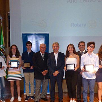 Rotary Club de V. N. de Famalicão premiou alunos do 9º ano