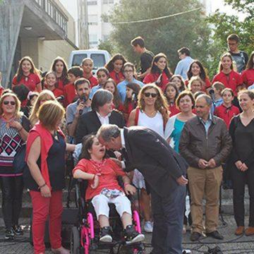 """Rotary Club de Águas Santas/Predouços finalizou projeto """"Eu sou igual a ti"""""""