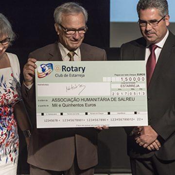Rotary Club de Estarreja organizou uma Gala Solidária