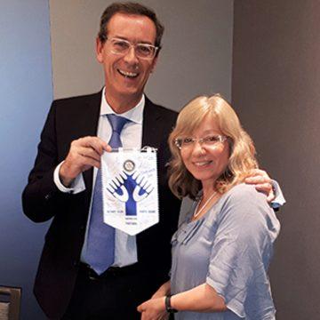 Rotary Club de Porto Douro recebeu o Bastonário da Ordem dos Médicos