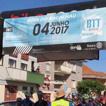 900 pessoas participaram na prova de BTT organizada pelo Rotary Club de Ílhavo