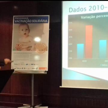 Programa Vacinação Solidária do RC Figueira da Foz perto de estar concluído