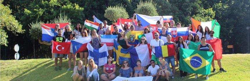 Portus Calle Camp: uma iniciativa de paz mundial