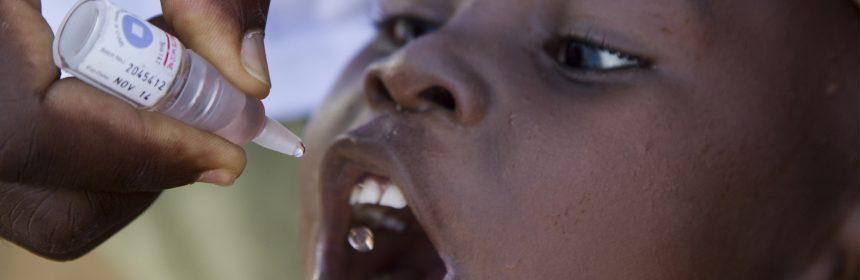 Comemore o Dia Mundial de Combate à Pólio