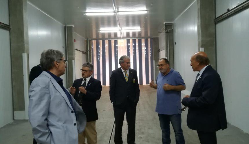 Alberto Soares Carneiro visitou a SORTEGEL em Bragança