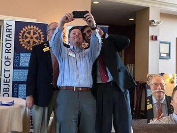Como tirar o máximo partido do seu ano como Presidente de um Rotary Club
