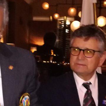 Visita Oficial do Governador ao Rotary Club de Bragança