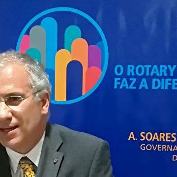 Mensagem de novembro do Governador Alberto Soares Carneiro
