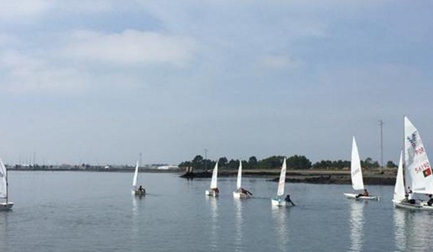 3ª Regata de vela Solidária do RC Aveiro juntou cerca de 100 velejadores