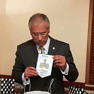 Visita Oficial do Governador ao Rotary Club de Albergaria-a-Velha