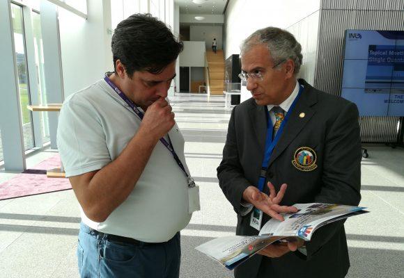 Soares Carneiro visitou o Laboratório Ibérico de Nanotecnologia de Braga