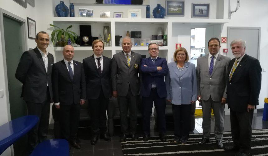 Alberto Soares Carneiro visitou a SÓ BARROSO em Braga
