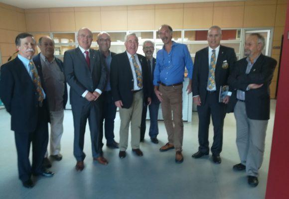 Alberto Soares Carneiro visitou a IPTE Iberia em Ovar