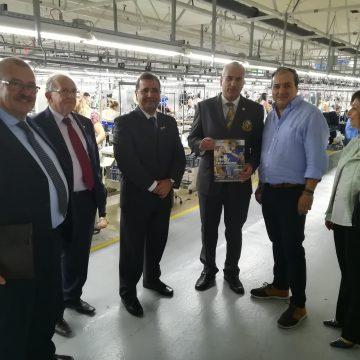 Alberto Soares Carneiro conheceu a CBI – Indústria de Vestuário S.A.