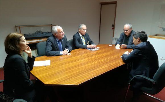 Alberto Soares Carneiro conheceu a Pascoal e Filhos em Ílhavo