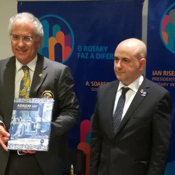 Visita Oficial do Governador ao Rotary Club de Braga