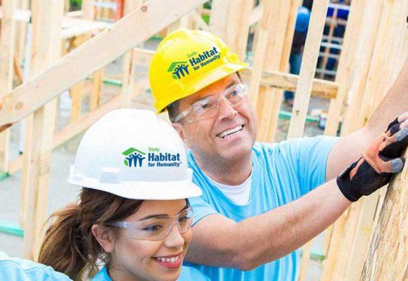 Rotary cria parceria com a Habitat for Humanity