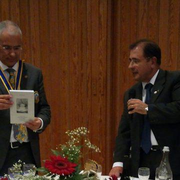 Visita Oficial do Governador ao Rotary Club de Mangualde