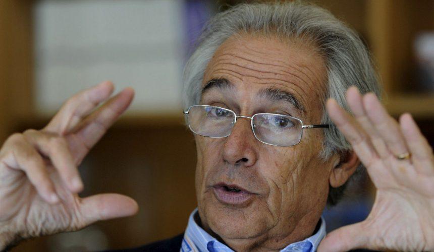 Manuel Sobrinho Simões em Tertúlia organizada pelo Rotary Club de Arouca