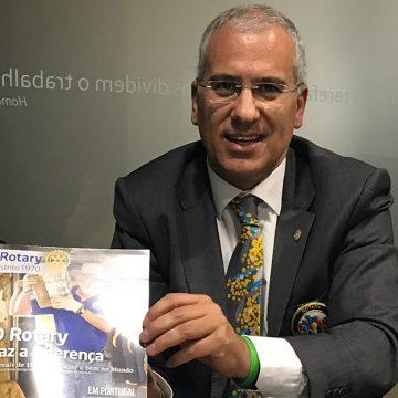 Visita Oficial do Governador ao Rotary Club de Seia