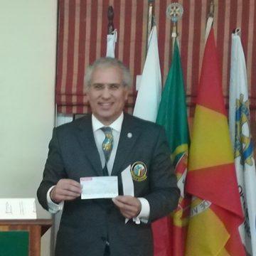 Visita Oficial do Governador ao Rotary Club de Viseu