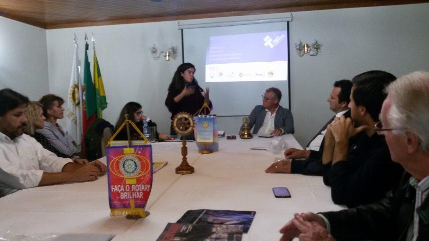 Rotary Club de Famalicão debate o Movimento Transformer