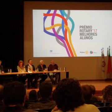 RC Feira organizou Prémios Rotary Melhores Alunos 2017