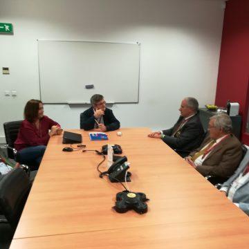 Alberto Soares Carneiro conheceu a Critical Software em Coimbra
