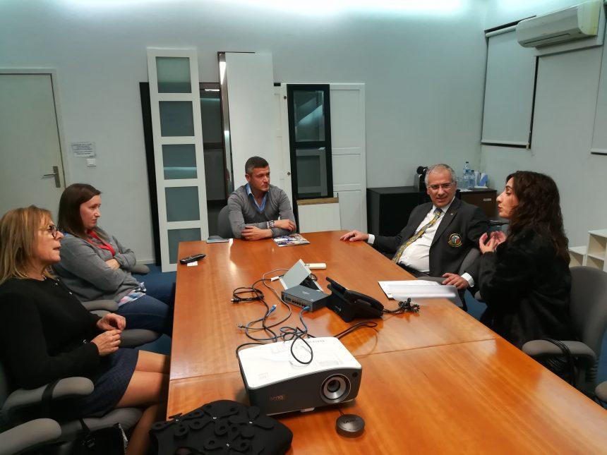 Soares Carneiro conheceu as instalações da Desicor na Murtosa