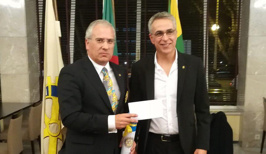 Visita Oficial do Governador ao Rotary Club da Figueira da Foz