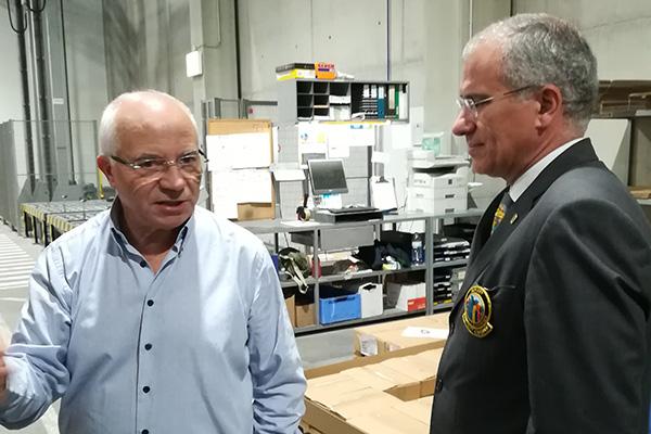 Alberto Soares Carneiro conheceu a Sinflex em São João da Madeira