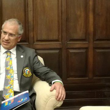 Visita Oficial do Governador ao Rotary Club de Vila Nova de Gaia