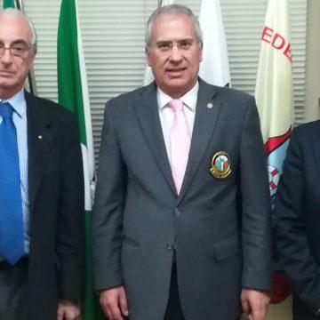 Visita Oficial do Governador ao Rotary Club de Leça da Palmeira