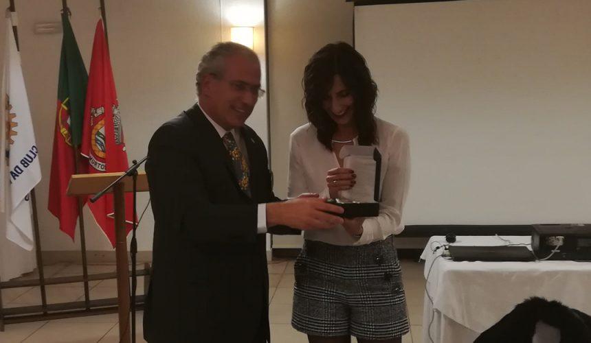 Visita Oficial do Governador ao Rotary Club da Murtosa