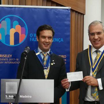 Visita Oficial do Governador ao Rotary Club de São João da Madeira
