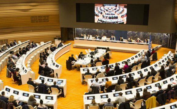 O Dia do Rotary nas Nações Unidas impulsionou a paz do conceito para a realidade
