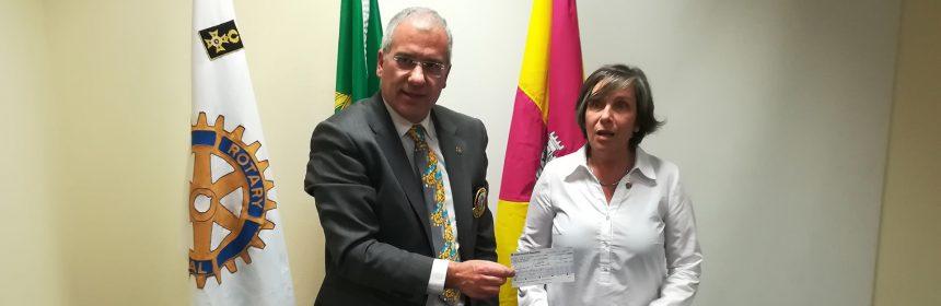 Visita Oficial do Governador ao Rotary Club de Coimbra Santa-Clara