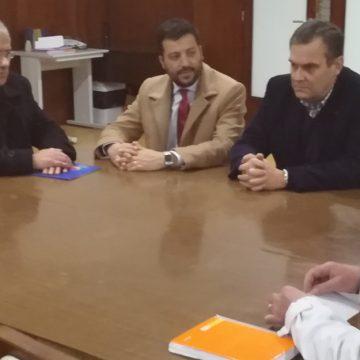Visita Oficial do Governador ao Rotary Club de Sandim