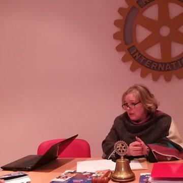 Visita Oficial do Governador ao Rotary Club de Ansião