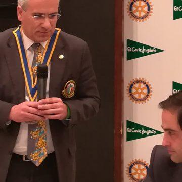 Visita Oficial do Governador ao Rotary Club de Gaia-Sul