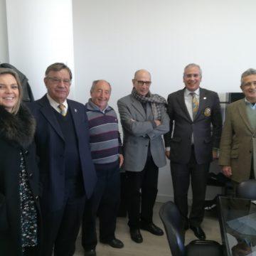 Alberto Soares Carneiro visitou a Paulo de Oliveira S.A. na Covilhã