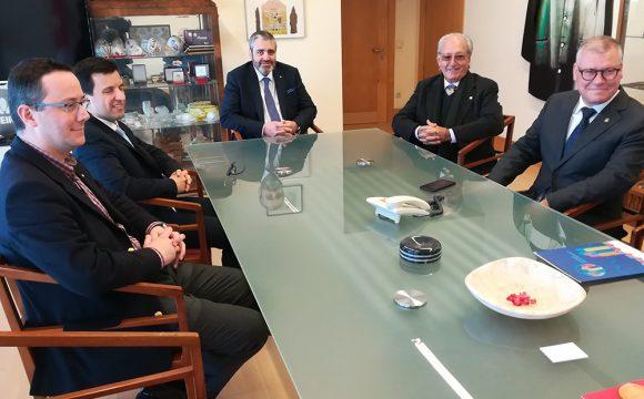 Soares Carneiro conheceu a Vieira de Castro em Famalicão