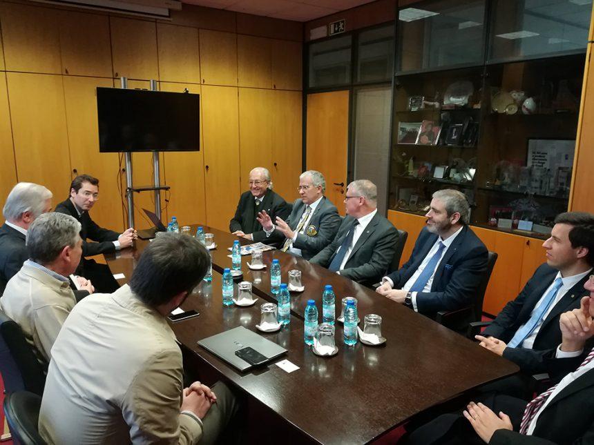 Governador do Distrito 1970 conheceu o Grupo Primor