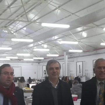 Visita Oficial do Governador ao Rotary Club de Santo Tirso