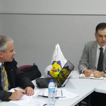 Visita Oficial do Governador ao Rotary Club de Ermesinde