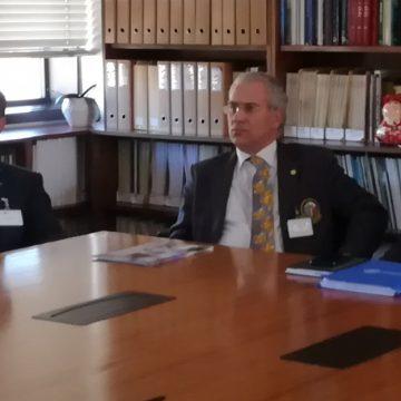 Visita Oficial do Governador ao Rotary Club de Viana do Castelo