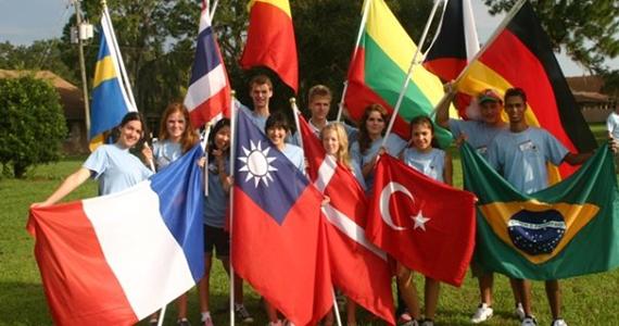 A incrível capacidade do Rotary de juntar pessoas